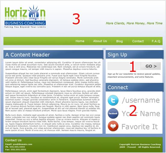 Source: http://sixrevisions.com/web_design/essential-tips-for-designing-an-effective-homepage/
