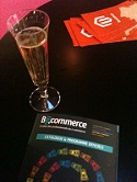 Post Thumbnail of Le temps d'un verre au salon B-Ecommerce 2011