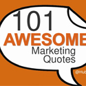 Post thumbnail of 101 fantastiques citations sur le marketing