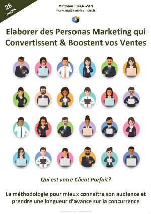 Elaborer des Personas Marketing qui Convertissent Boostent vos Ventes