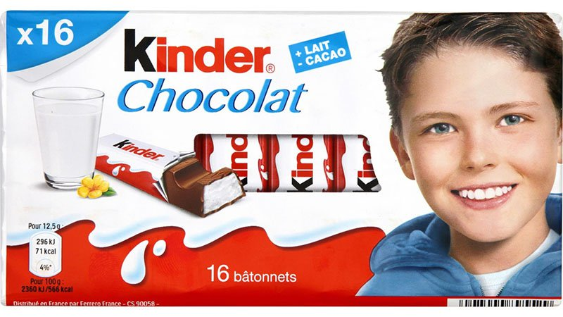 barres-chocolatees--kinder-chocolat