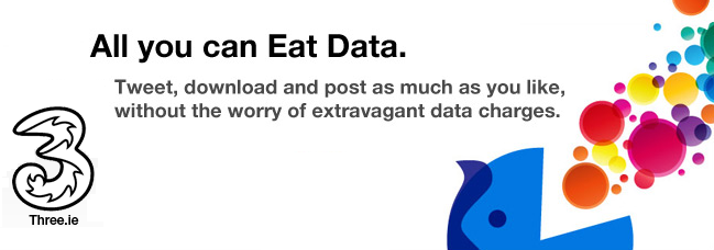 three all data you can eat