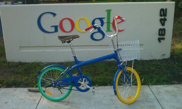 velo google mountain view