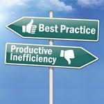 Pourquoi n'appliquons nous pas toujours les bonnes pratiques business que nous connaissons?