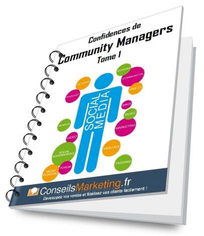 """Télécharger l'ebook """"Confidences de community management"""""""