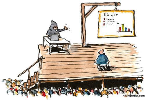 Death by PowerPoint : le cliché des mauvais vendeurs