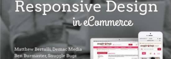 #Slideshare du Vendredi : 5 choses à savoir sur le Responsive Design en e-commerce