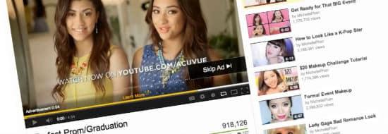 Devenir un «ninja» de la publicité vidéo TrueView sur Youtube (Partie 1)