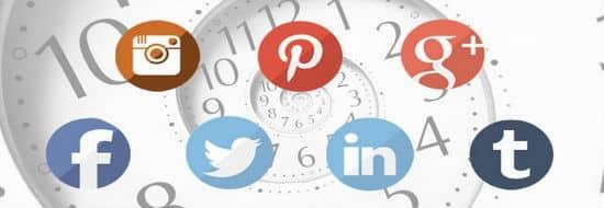 #Infographie du Mercredi : Quand poster sur les réseaux sociaux ?