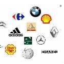 #Infographie du Mercredi : Les messages cachés dans les logos des marques