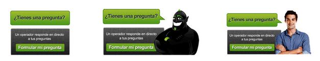 Exemple Fenetre Live Chat