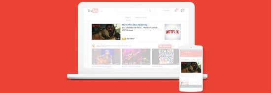 Apparaître sur la page d'accueil de Youtube pour quelques centimes…