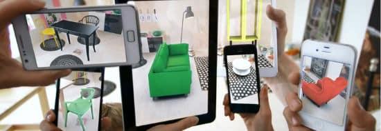Les marques doivent intégrer la réalité augmentée où elle crée vraiment une valeur ajoutée pour le consommateur