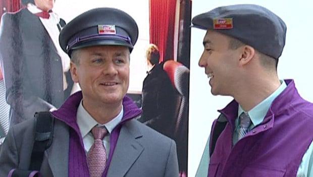 casquette et beret SNCF