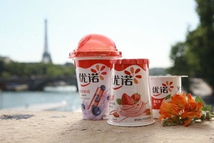 yoplait China