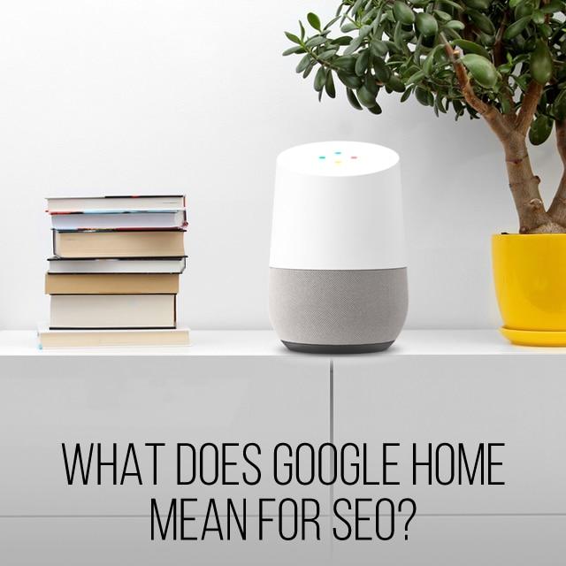 Google-Home-SEO