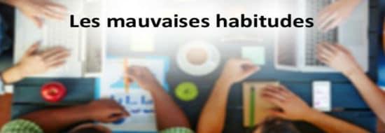 #Slideshare du Vendredi : Les mauvaises habitudes SEO à abandonner