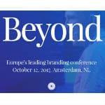 4 raisons d'être à Amsterdam le 12 octobre prochain pour assister à la conférence OnBrand