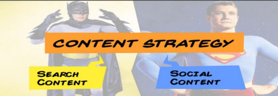 #Slideshare du Vendredi : Search content et Social content