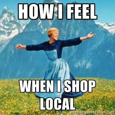 Meme shop local