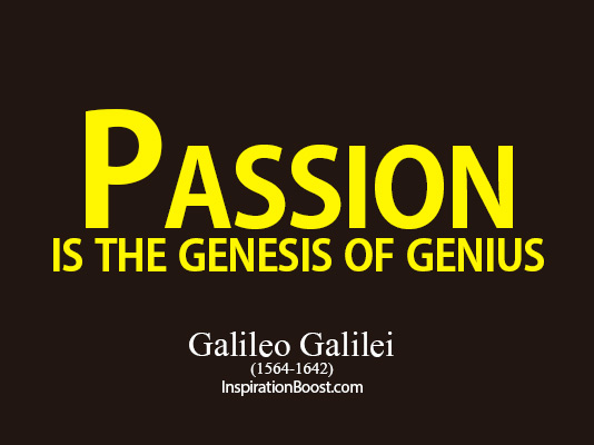Passion quote entrepreneur
