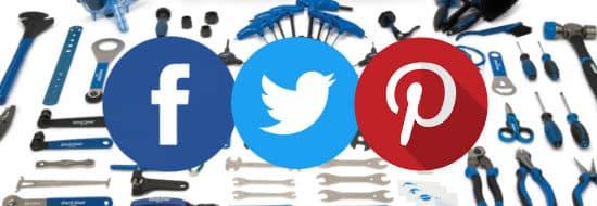 30 outils gratuits pour les réseaux sociaux Facebook, Twitter et Pinterest