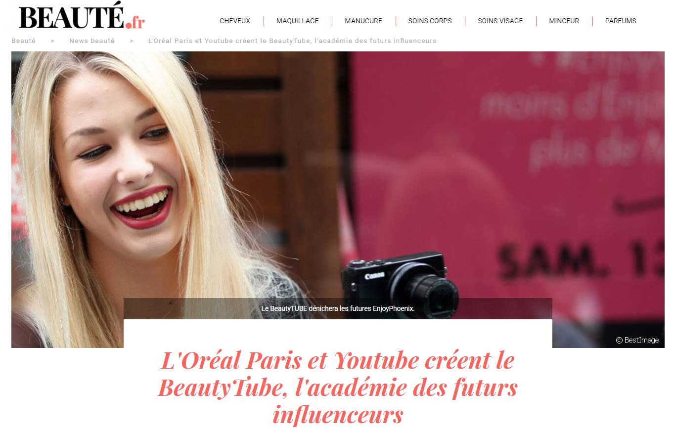 BeautyTube