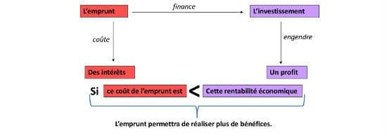#Slideshare du Vendredi : Effet de levier où lorsqu'il est plus rentable d'emprunter que d'investir soi même dans une entreprise