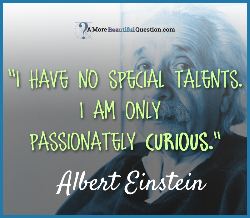 Einstein-Passionately-Curious