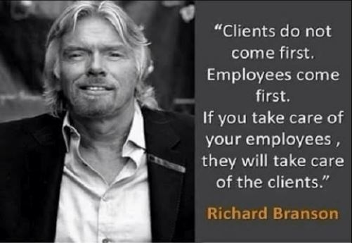 Richard Branson quote