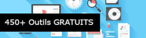 450 outils marketing gratuits