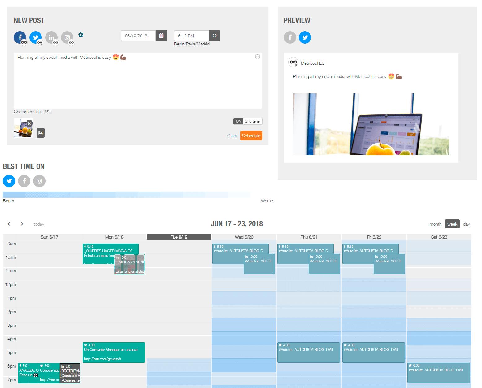 planner-metricool