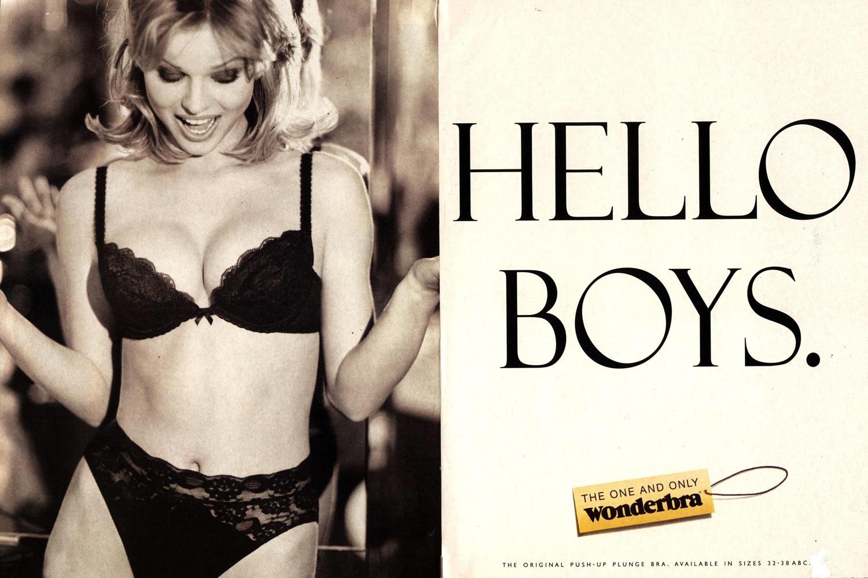 HelloBoys Wonderbra