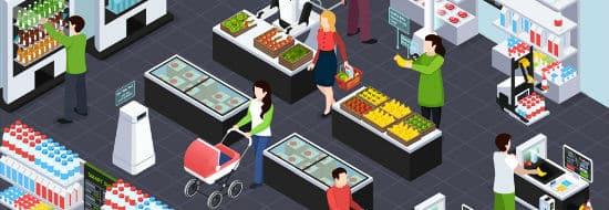 Vous êtes dans le retail? Alors vous devez inclure ces KPI indispensables dans votre tableau de bord