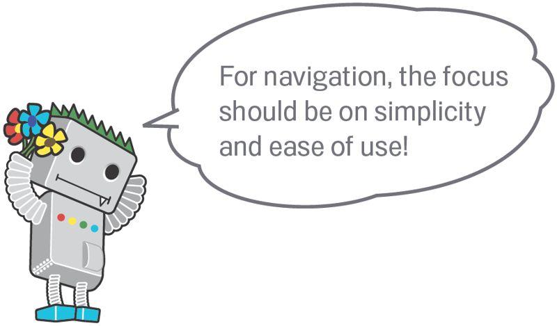 GoogleSEO-Navigation