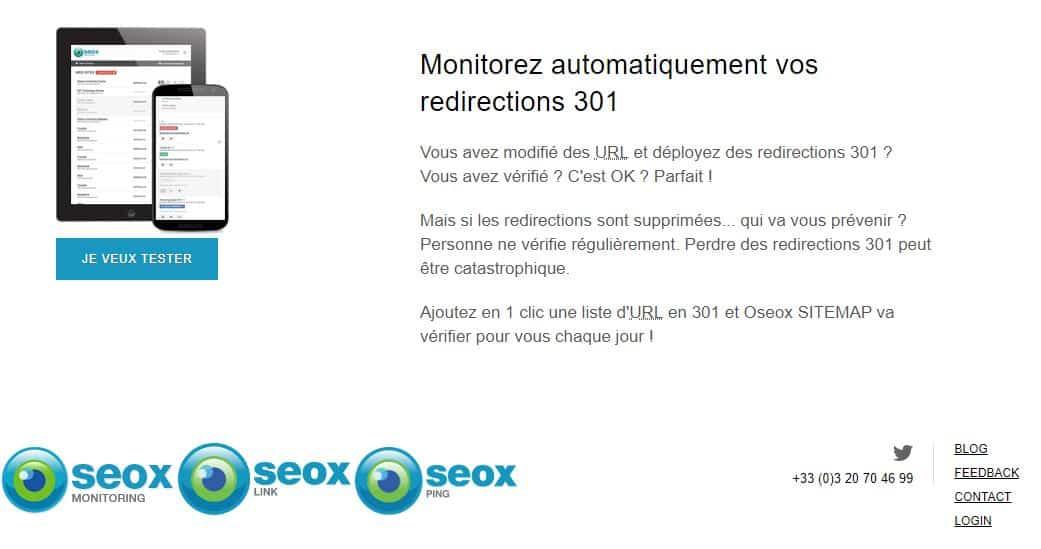 SEOX Sitemap