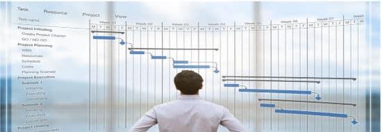 #Infographie du mercredi  : Utiliser des modèles en gestion de projet