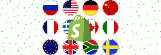 shopify multilingue