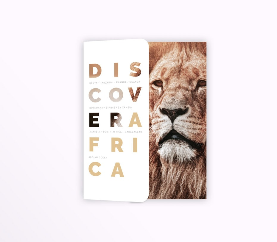 brochure discover africa