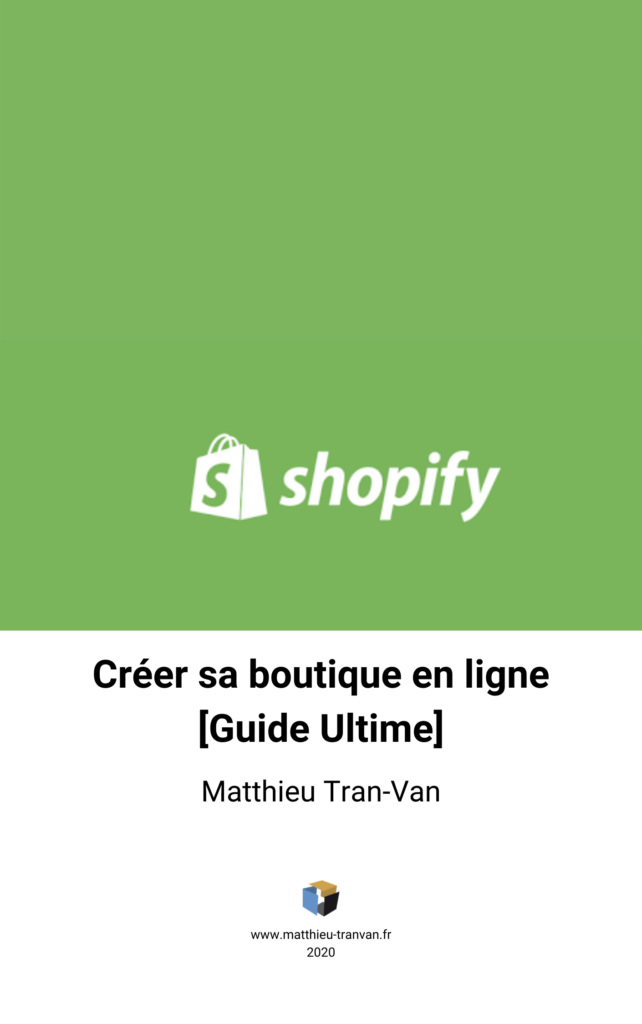 Guide Ultime Shopify