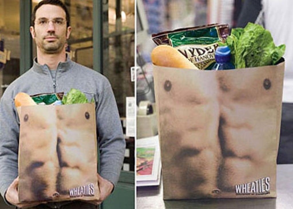 sac publicitaire original wheaties