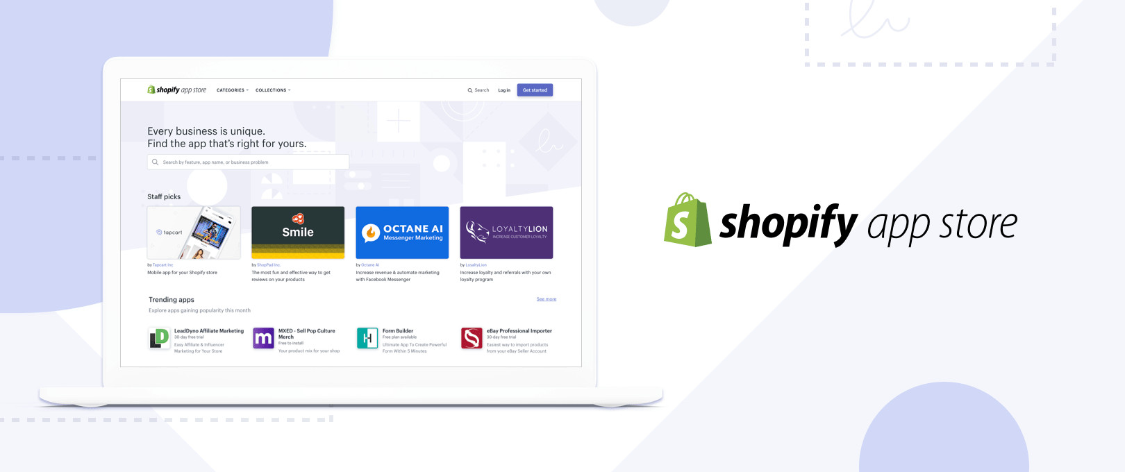 App Store Shopify