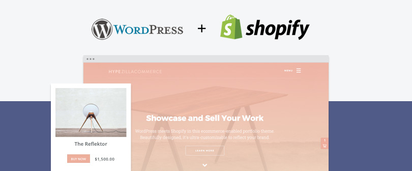 Shopify et WordPress
