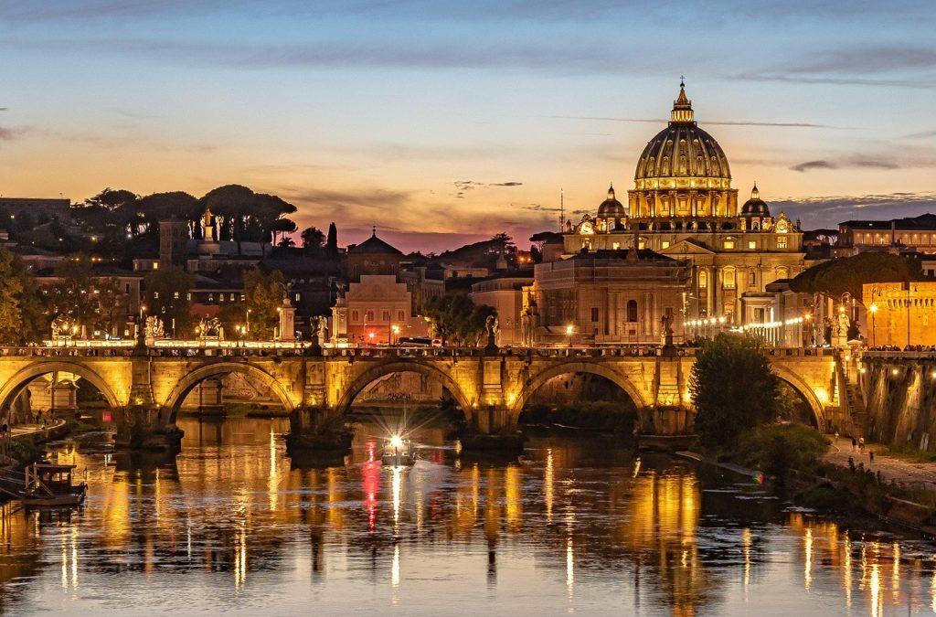 доме хорошие картинка карты италии рима и ватикана потолки