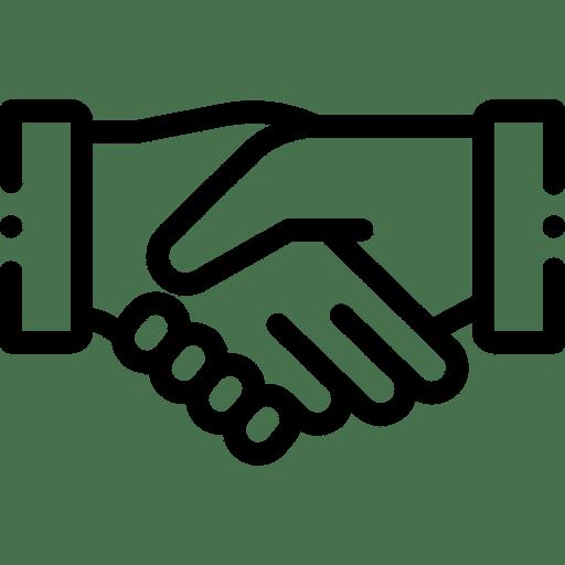 technique de vente icone