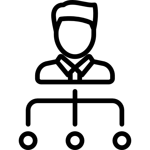 management icone