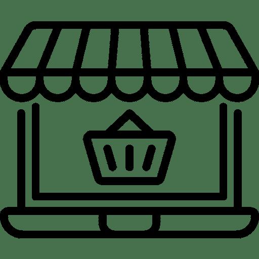e-commerce icone