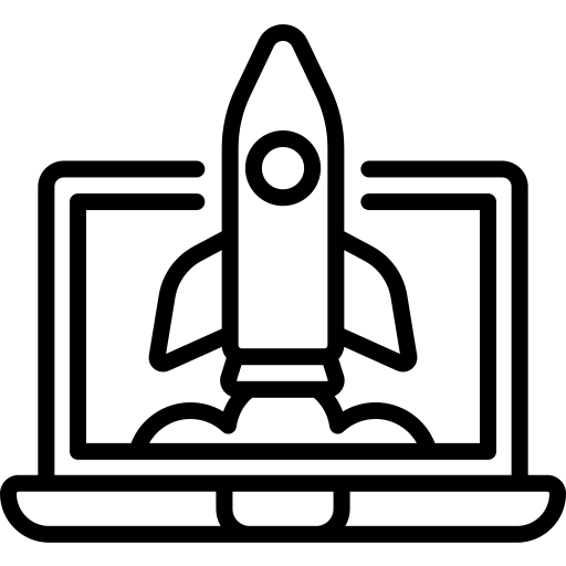 marketing digital icone