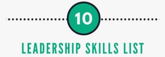 10 compétences clés d'un leader