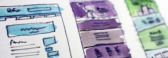 Wireframe, Zoning… ou comment créer la maquette de son site web